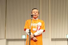 相澤孝夫・日本病院会会長あいさつ