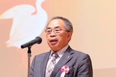 末永裕之・日本診療情報管理学会理事長の閉会あいさつ