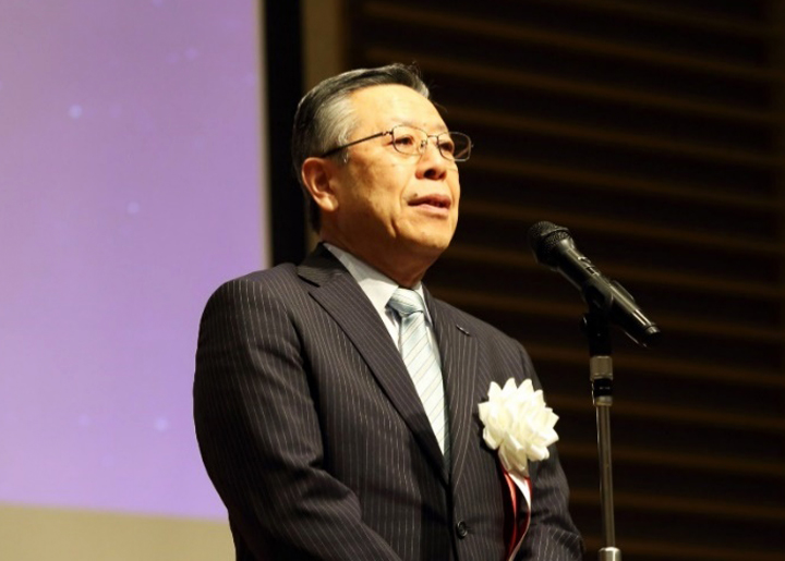 相澤孝夫・一般社団法人日本病院会会長あいさつ