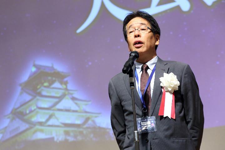 齊藤正伸・第45回学術大会長あいさつ