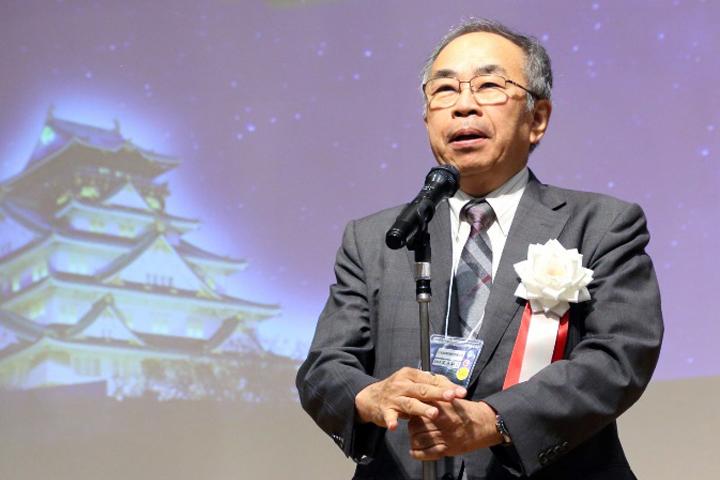 末永裕之・日本診療情報管理学会理事長あいさつ